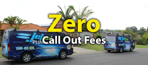 Zero Call Out Fees - Plumber Gold Coast